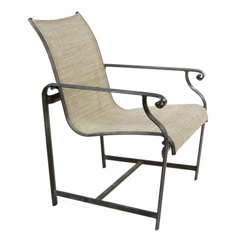 Outdoor Sling Chairs by Furniture Samsonite Outdoor Patio Furniture Replacement