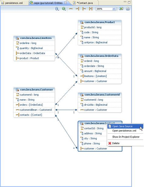 latex tutorial eclipse jpa diagram editor does not open choice image how to