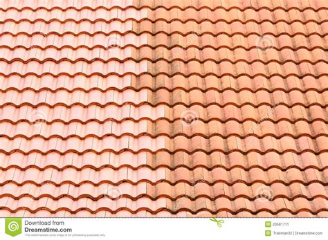 pattern roof tiles pattern of red roof tiles stock image image 20581711