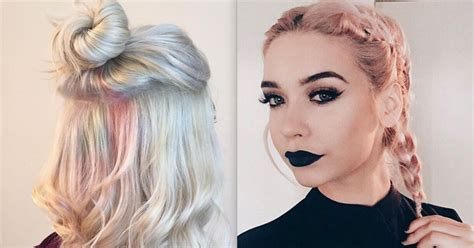 whats trending for hair hair trends of 2016 that you actually need to know about