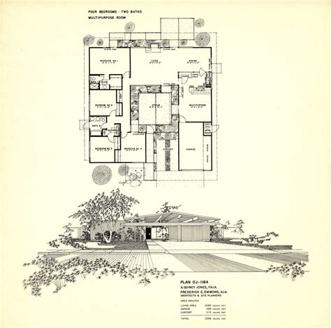 eichler style house plans 170 best eichler homes images on pinterest modern