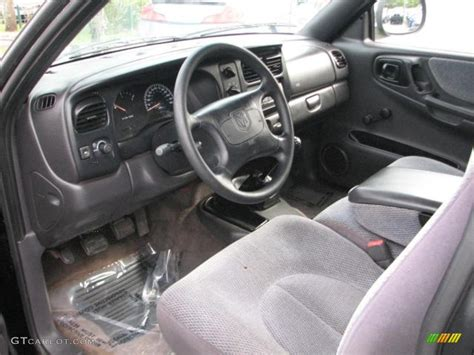 1992 Dodge Dakota Interior Agate Interior 1998 Dodge Dakota Extended Cab Photo