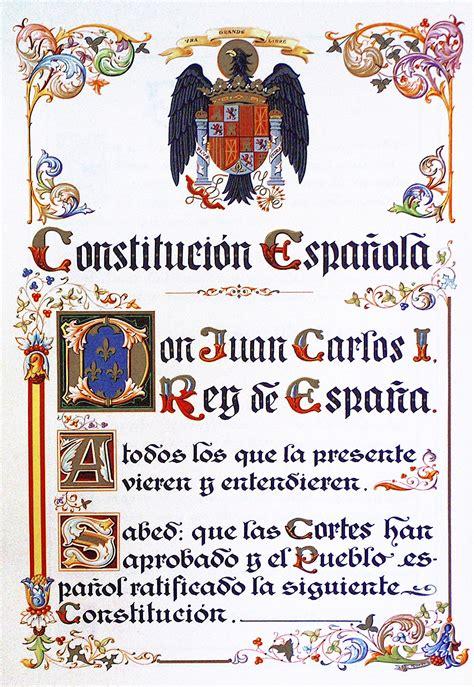 opiniones de constituci 243 n espa 241 ola de 1978