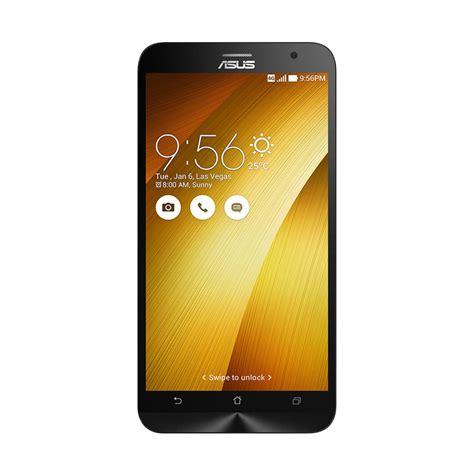 Asus Zenfone 2 Laser 4g 2 16gb by Jual Asus Zenfone 2 Laser Ze500kl Smartphone Gold 16 Gb