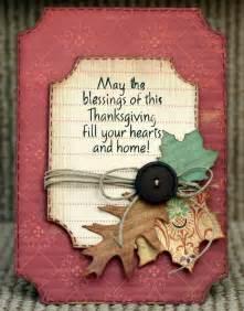 thanksgiving card scrapbook thanksgiving