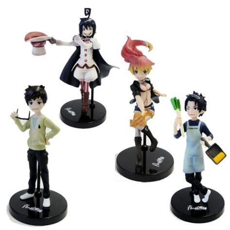 Half Age Character Series Ao No Exorcist ao no exorcist blue exorcist half age characters vol 2 set of 4 special variant