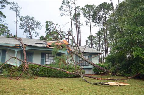 Palm Coast B Section by Palm Coast Tornado B Section Residents Awake To Wreckage