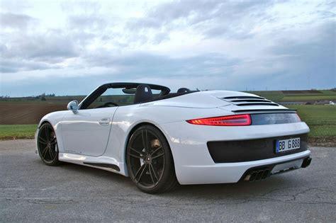 gemballa porsche 911 gemballa gives porsche 911 s cabrio cool styling
