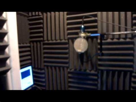 Vocal Booth Closet by How To Turn A Closet Into A Vocal Booth With Ronnie Rokk