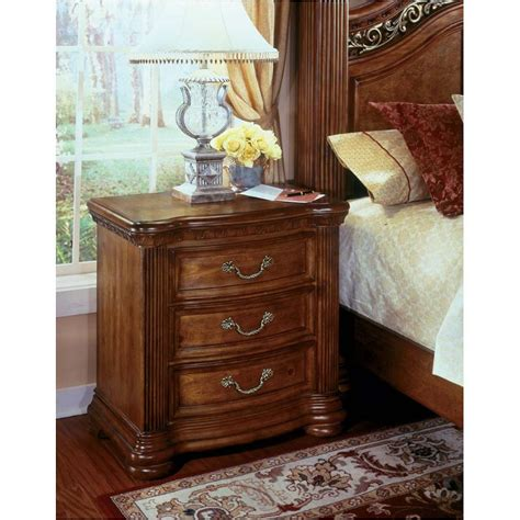 1635 865 flexsteel wynwood furniture nightstand pine