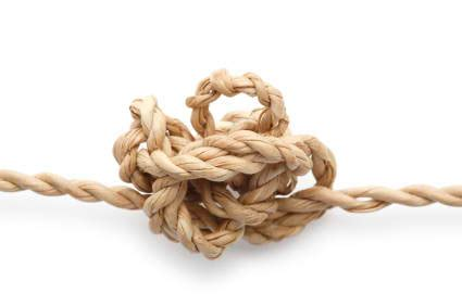 String Knotting - my tangled knot spiritseek
