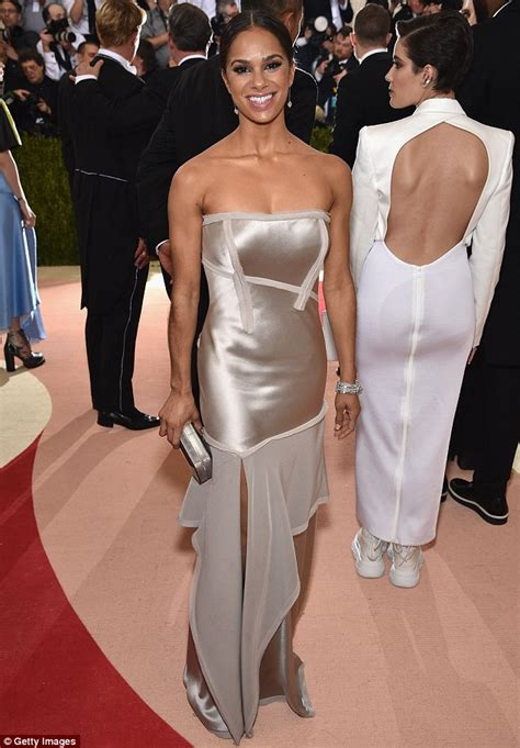 misty copeland talks wedding plans body image and workout met gala 2016 red carpet sees misty copeland looking
