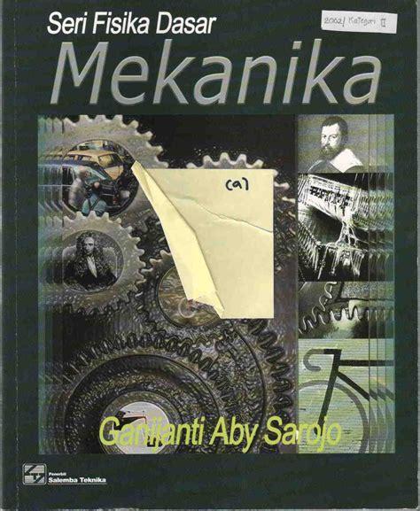 Seri Fisika Dasar Mekanika Ed 5 repository ui