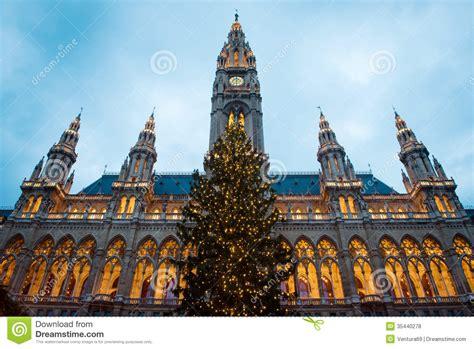 weihnachten in wien 214 sterreich lizenzfreie stockfotos