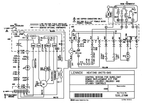 lennox wiring diagram lennox electric furnace wiring diagram wiring diagram and schematic diagram images