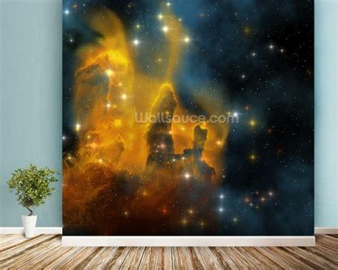 nebula wall mural eagle nebula wallpaper wall mural wallsauce