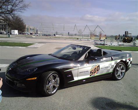2008 Corvette Pace Car by 2008 Corvette Convertible Pace Car Indy 500 Picture