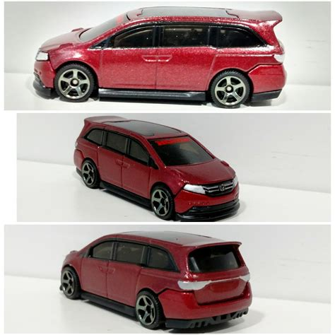 3inchdiecastbliss Custom Hotwheels Honda Odyssey