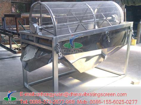 Feeding Set Beruang 8209 rotating sand vibrating screen rotary sand screening machine 106233269