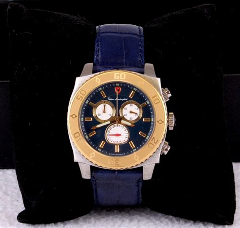 Lamborghini Advantador Chrono Stainless Steel 5 sports memorabilia auction pristine auction