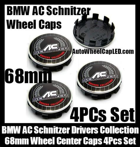 Emblem Bmw Ac Schnitzer Silver Velg Center 68mm 3d bmw ac schnitzer drivers collection wheel center caps 68mm 4pcs set roundels 10 aluminum