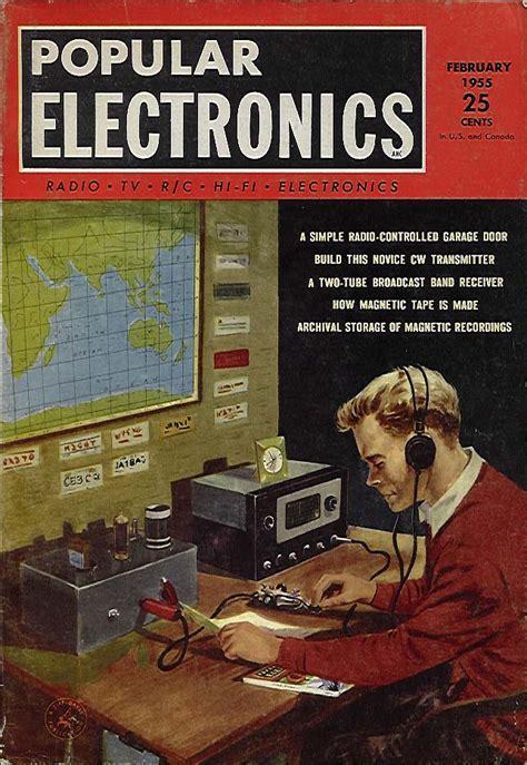 popular electronics magazine february