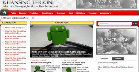membuat web bagus dengan html membuat website contoh portal berita dengan php sedot code