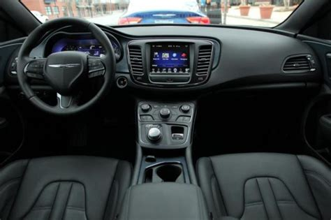 2015 Chrysler 200 S Review by 2015 Chrysler 200 S Review Car Reviews