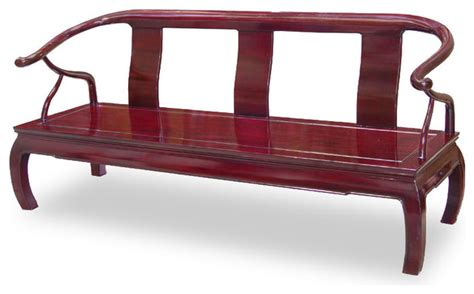 asian couch rosewood chow leg couch asian sofas by china