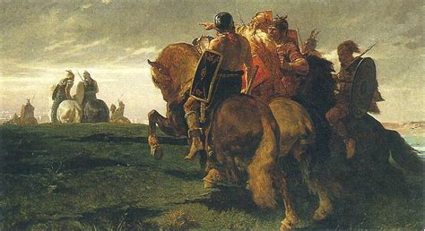 Ancient L by Caractacus The Powerful Celtic King Who Defied Rome
