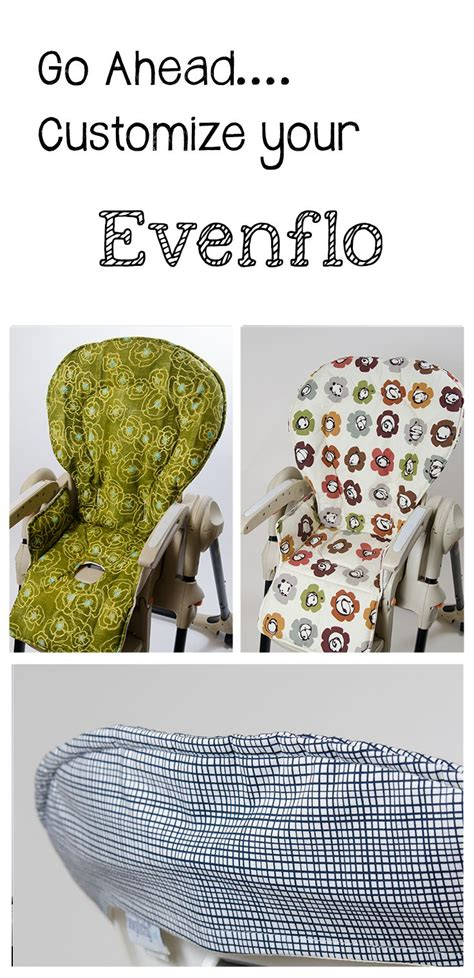 Evenflo Majestic High Chair Cover by Handmade And Stylish Replacement High Chair Covers For