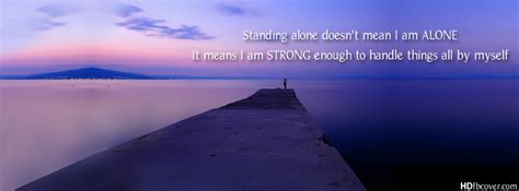 Where Can I Find Covers Standing Alone Quotes Like Success