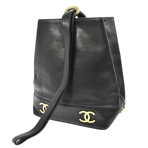 Tas Chanel Shoulder Sling Bag Top Handle Satchel V Line Import Murah chanel black caviar leather gold charm top handle sling
