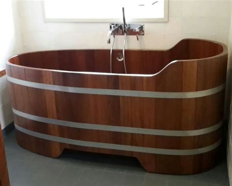 Badewanne Aus Holz by Holzbadewannen