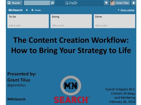 content strategy workflow the content creation workflow how to bring your strategy