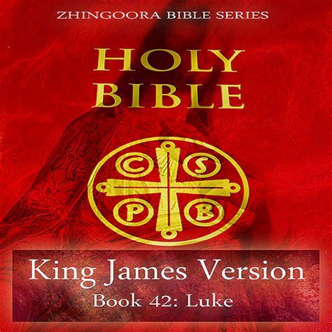 luke 11 the holy bible king james version holy bible king james version book 42 luke amazon co uk