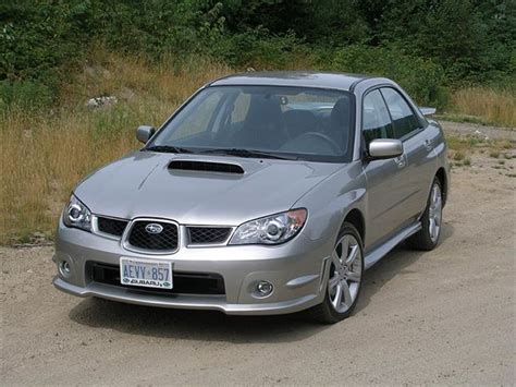 subaru impreza review 2007 used vehicle review subaru impreza 2002 2007 autos ca