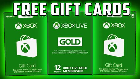 5 Xbox Gift Card - working 2018 how to get free xbox gift cards easy no surveys youtube