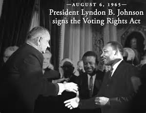Of Lbj 50 Years Later Let S Renew The Voting Rights Act Voter