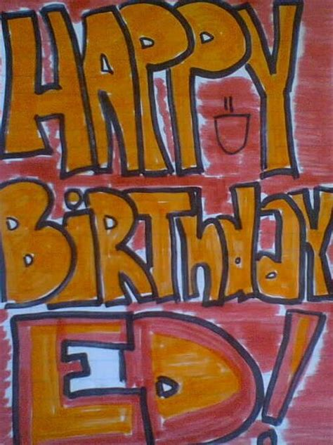 Ed Sheeran Birthday Card Alydireectioner Ed Sheeran S 22nd Birthday Card Capital