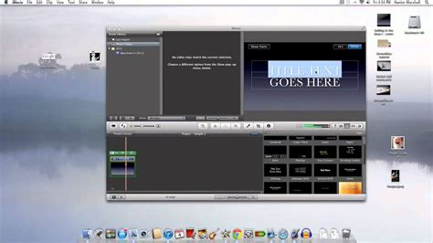 tutorial lyric video how to make a lyric video using imovie tutorial youtube