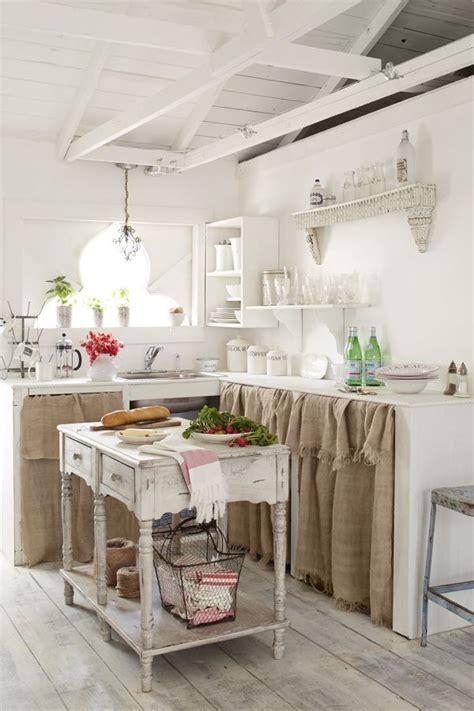 Cucine Stile Shabby Chic by Foto Cucina In Muratura In Stile Shabby Chic Di Rossella
