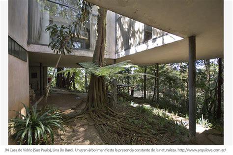 las 25 ilusiones 211 pticas de la naturaleza que te dejar 225 n casa de vidrio en sao paulo lina bo bardi arkikultura
