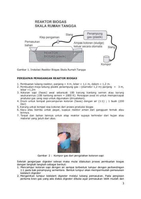 Selang Gas Biogas biogas