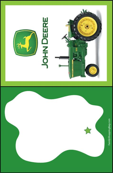 printable john deere birthday invitations free john deere invite 1 871019 jpg