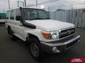 Toyota land cruiser 76 station wagon 4 2l hzj 76 2015 rhd neuf