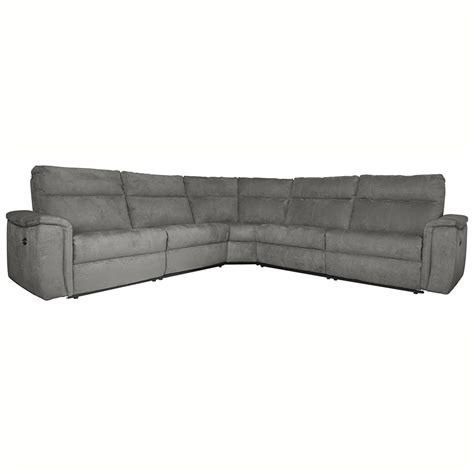 Elran Leather Sofa by Elran Designs Clark 4056 Sofa Sectional Furniture