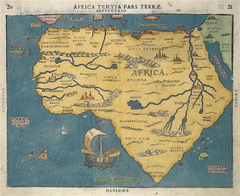 africa map vintage mapping tanzania a post by hyde and fran cos