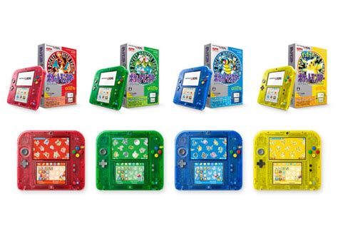 nintendo 2ds colors nintendo 2ds arrives in japan with limited edition