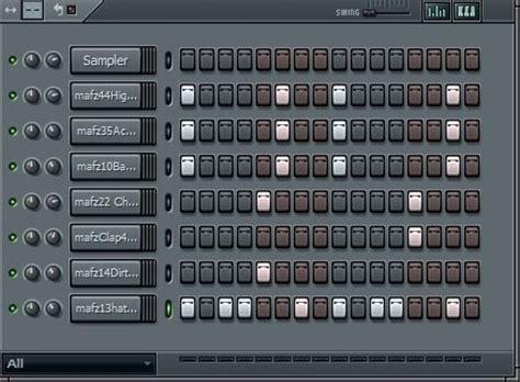 hip hop drum pattern tutorial how to layer hip hop drums in fl studio